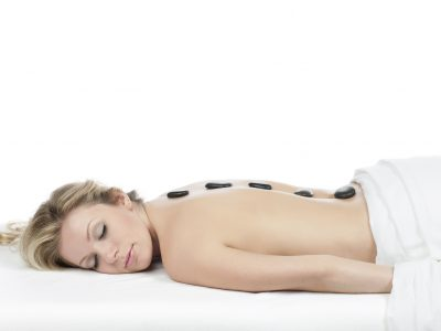 Hot stone massage in beautysalon - Beautyhouse Rotterdam