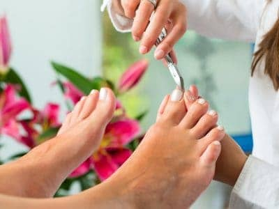 Pedicure - Beautyhouse Rotterdam