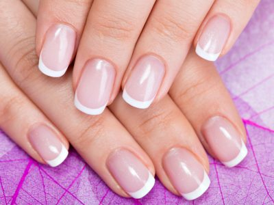 French manicure Beautyhouse Rotterdam